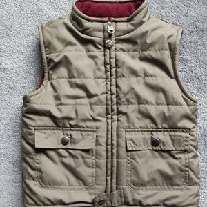Janie and Jack Vest 18-24 Months